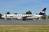 Photo: Cargojet, Boeing 767-300, C-GVIJ