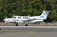 Photo: NOAA - US Department of Commerce, Beech Super King Air, N68RF