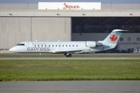 Photo: Air Canada Express, Canadair CRJ Regional Jet, C-GXJA