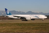 Photo: Air New Zealand, Boeing 767-200, ZK-OKH