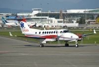 Photo: Carson Air, Beech King Air, C-GJLK