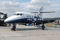 Photo: Cranfield University, British Aerospace Jetstream 31, G-NFLA