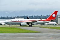 Photo: Sichuan Airlines, Airbus A330-200, B-6518