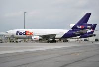 Photo: Federal Express / FedEx Express, McDonnell Douglas DC-10-30, N312FE