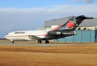 Photo: WestCan International Airlines, Boeing 727-100, C-GHWC