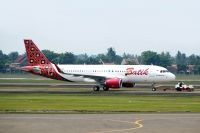 Photo: Batik Air, Airbus A320, PK-LAF
