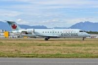 Photo: Air Canada Express, Canadair CRJ Regional Jet, C-GOJA
