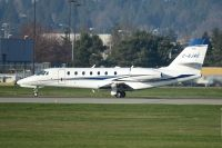 Photo: Untitled, Cessna Citation, C-GJAE