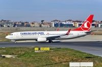 Photo: Turkish Airlines THY, Boeing 737-800, TC-JVJ