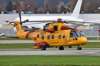 Photo: Canadian Armed Forces, EH Industries CH149 Cormorant, 14993
