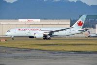 Photo: Air Canada, Boeing 787, C-GHPX