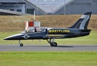 Photo: Breitling Jet Team, Aero L-39/59/139/159 Albatros, ES-YLP