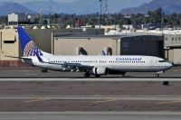 Photo: Continental Airlines, Boeing 737-900, N77431