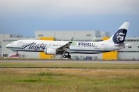 Photo: Alaska Airlines, Boeing 737-900, N453AS