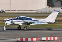 Photo: Untitled, Cessna 310, N93JG