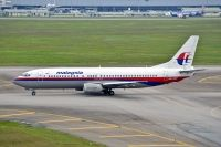 Photo: Malaysia Airlines, Boeing 737-400, 9M-MMF