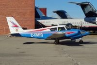 Photo: Untitled, Piper PA-30, C-FMIR