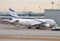 Photo: El Al Israel Airlines, Boeing 767-200, 4X-EAE
