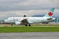 Photo: Air Canada Jetz, Airbus A319, C-GBIA