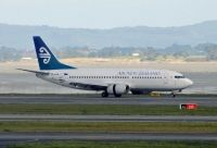 Photo: Air New Zealand, Boeing 737-300, ZK-NGM