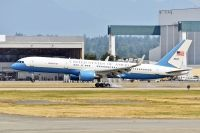 Photo: United States Air Force, Boeing VC-32A (757-2G4), 98-0001
