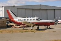 Photo: Untitled, SOCATA TBM-700A, C-GSAB