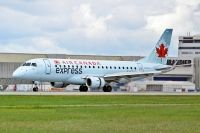 Photo: Air Canada Express, Embraer EMB-175, C-FKED