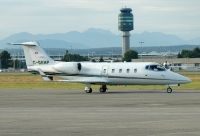 Photo: Untitled, Lear Learjet 55, C-GSWP