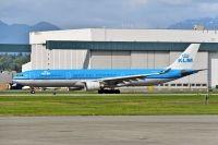 Photo: KLM - Royal Dutch Airlines, Airbus A330-300, PH-AKD