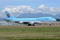 Photo: Korean Air Cargo, Boeing 747-400, HL7601
