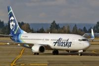 Photo: Alaska Airlines, Boeing 737-800, N583AS