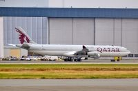 Photo: Qatar Airways, Airbus A340-200/300, A7-AAH