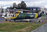 Photo: Vancouver Island Helicopters, Sikorsky S-61, C-FQNG