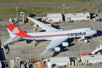 Photo: Cargolux, Boeing 747-800, LX-VCL