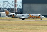 Photo: Air Canada Jazz, Canadair CRJ Regional Jet, C-GOJA