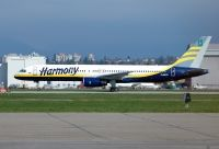 Photo: Harmony Airways, Boeing 757-200, C-GYMD