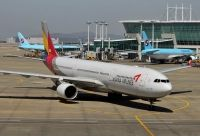 Photo: Asiana Airlines, Airbus A330-300, HL7747