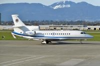 Photo: Untitled, Dassault Falcon 7X, C-FMHL