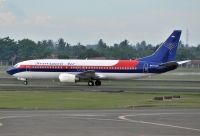 Photo: Sriwijaya Air, Boeing 737-400, PK-CJU