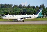 Photo: SilkAir, Airbus A320, 9V-SLB