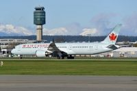 Photo: Air Canada, Boeing 787, C-FGHZ