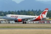 Photo: Air Canada Rouge, Airbus A319, C-FYJG