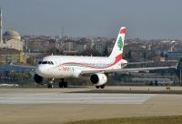 Photo: Middle East Airlines (MEA), Airbus A320, F-OMRA
