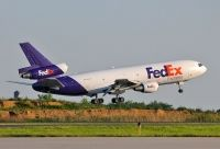 Photo: Federal Express / FedEx Express, McDonnell Douglas DC-10-10, N392FE
