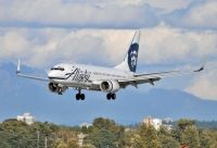 Photo: Alaska Airlines, Boeing 737-700, N615AS