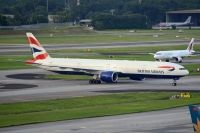 Photo: British Airways, Boeing 777-300, G-STBC