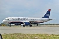 Photo: US Airways, Airbus A320, N602AW