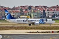 Photo: Egypt Air, Boeing 737-800, SU-GEC