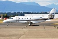 Photo: AirSprint Inc., Cessna Citation, C-FSXL
