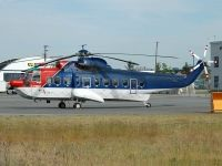 Photo: CHC Helicopters, Sikorsky S-61, C-FOKP